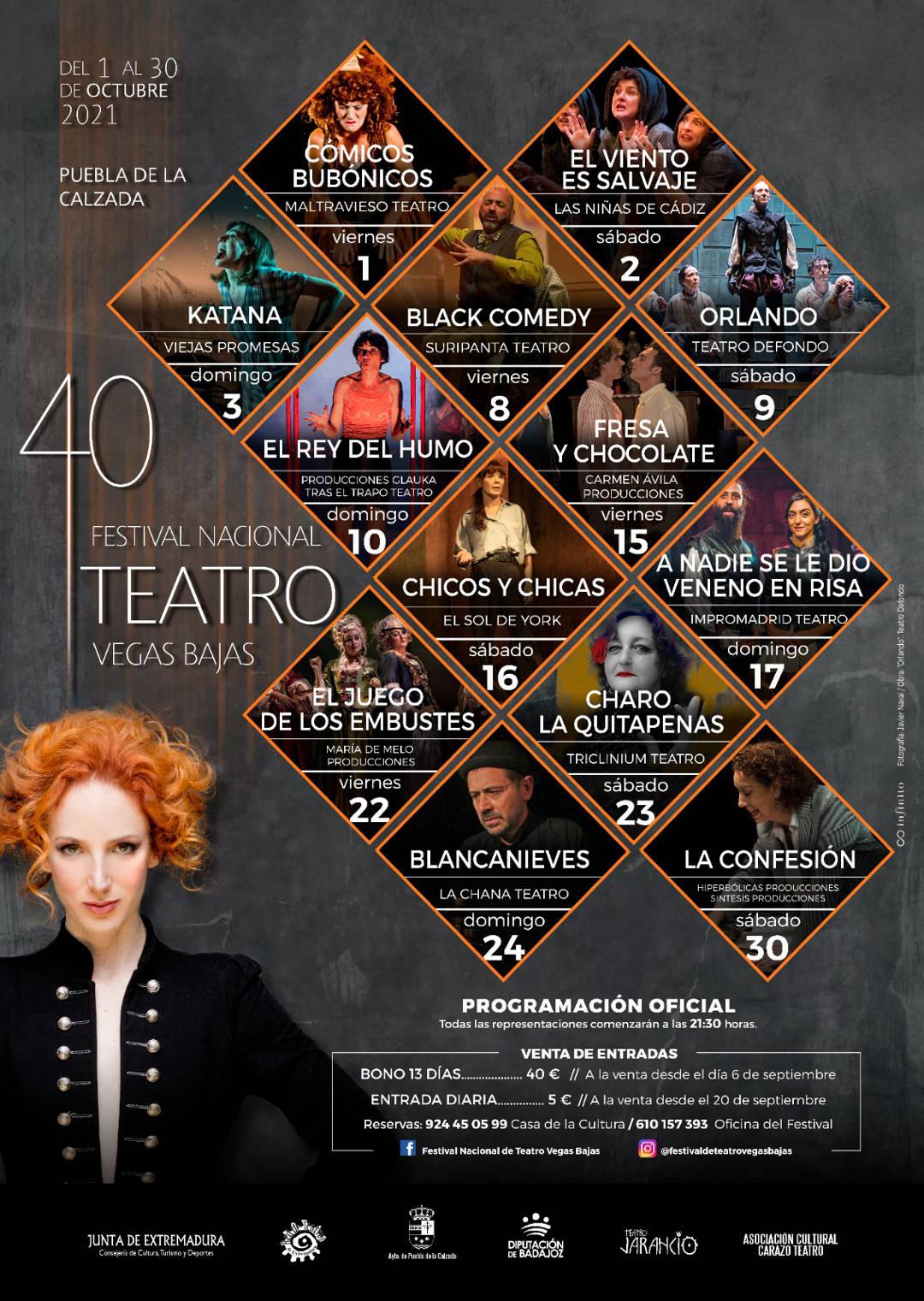 Rueda de Prensa Festival Vegas Bajas